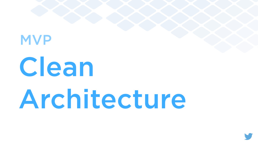 Clean Architecture MVP