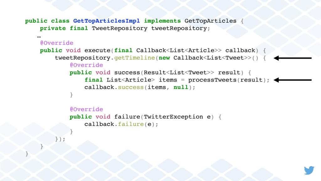 public class GetTopArticlesImpl implements GetT...