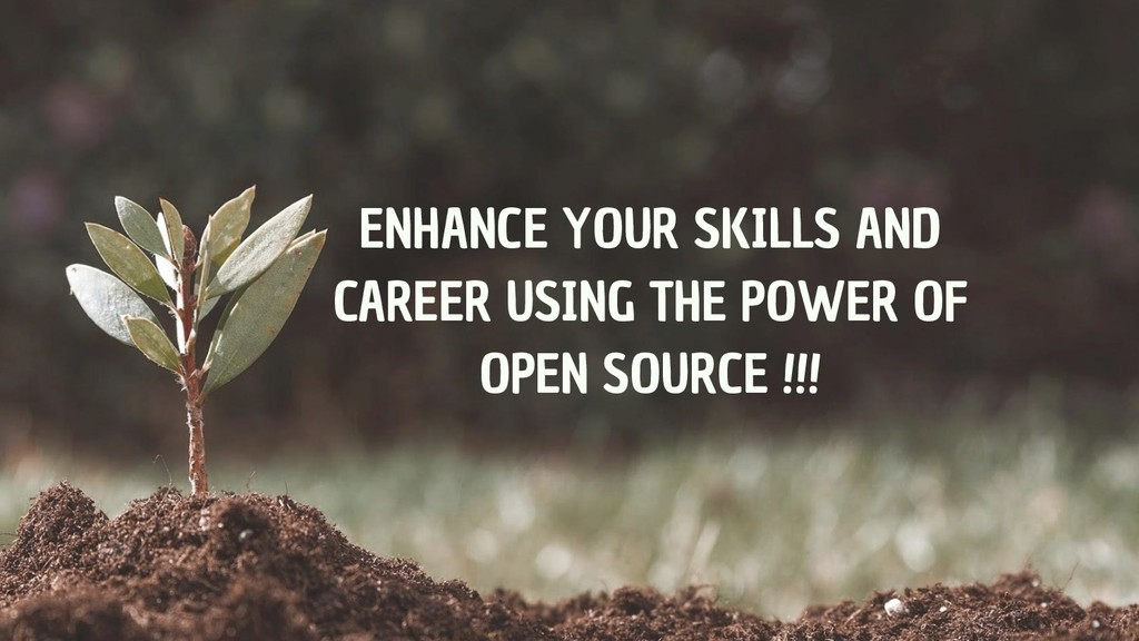 ENHANCE YOUR SKILLS AND CAREER USING THE POWER ...