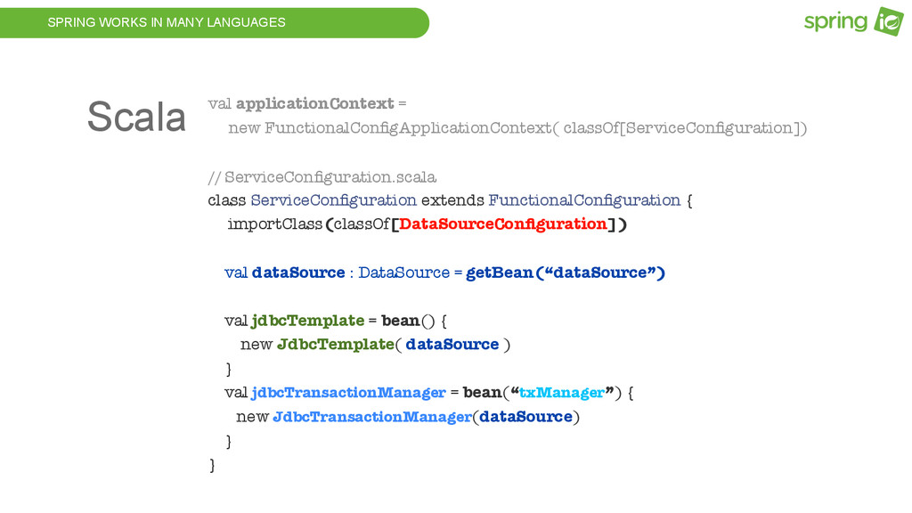 SPRING WORKS IN MANY LANGUAGES val applicationC...