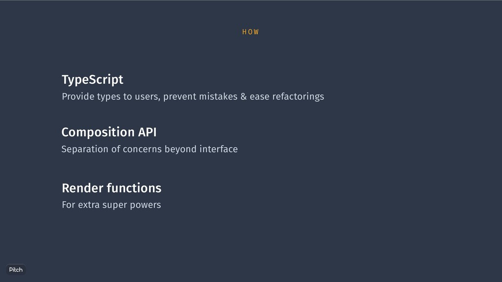 TypeScript Provide types to users, prevent mist...