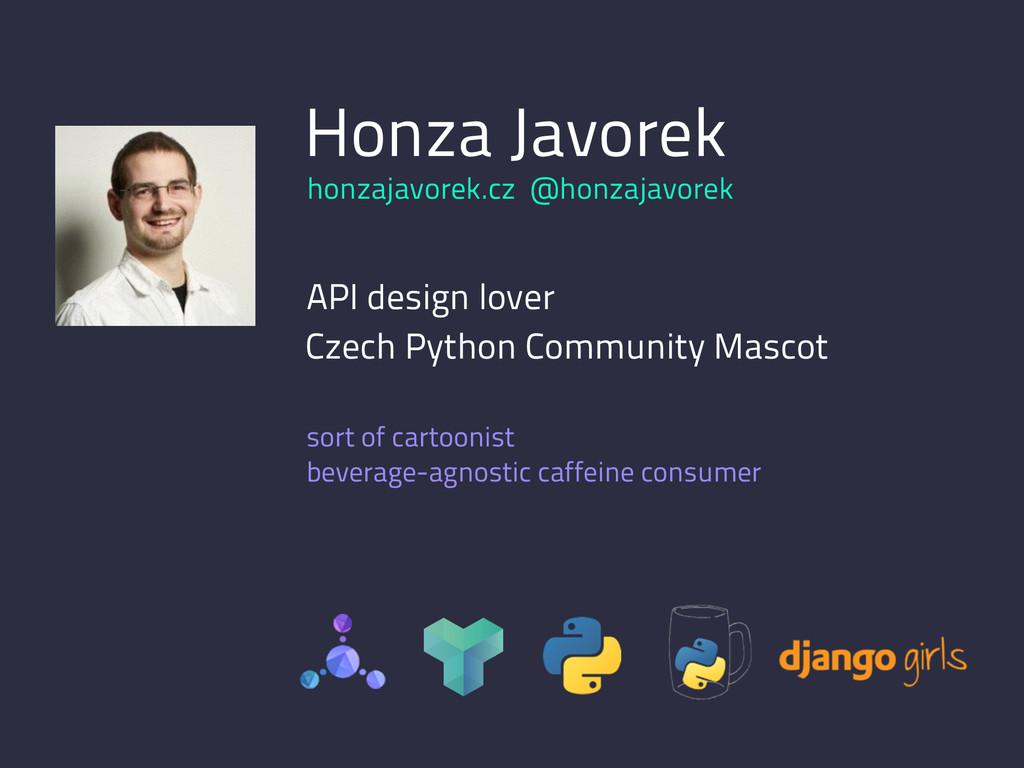 Czech Python Community Mascot API design lover ...