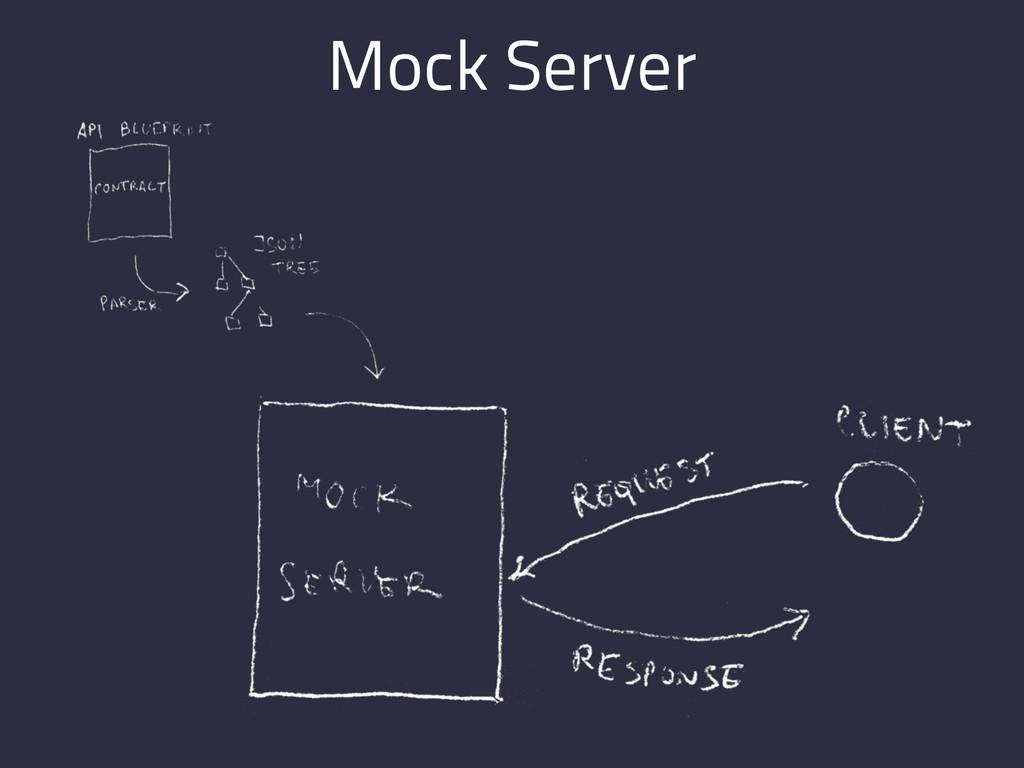 Mock Server