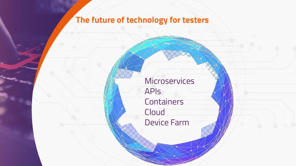 1 The future of technology for testers Microser...