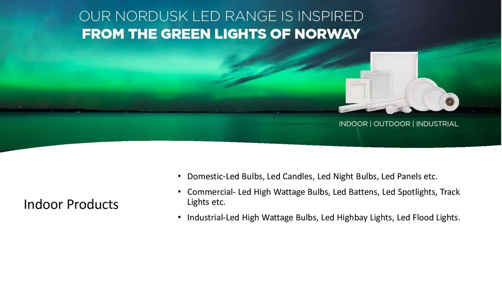 Indoor Products • Domestic-Led Bulbs, Led Candl...