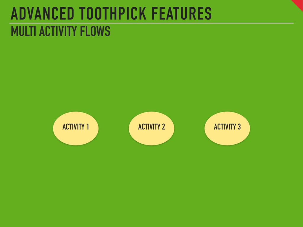 ACTIVITY 1 ADVANCED TOOTHPICK FEATURES ACTIVITY...