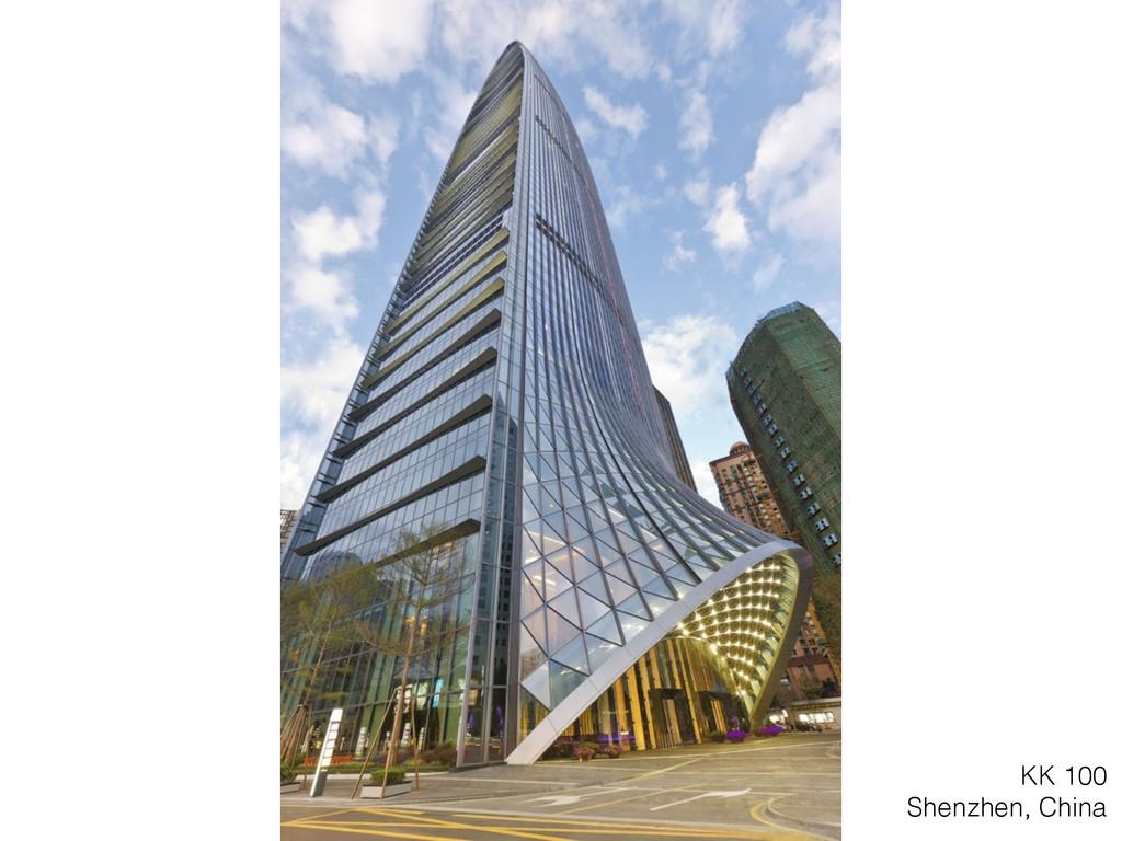 KK 100 Shenzhen, China