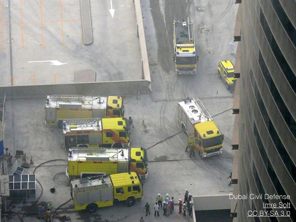 Dubai Civil Defense Imre Solt CC BY-SA 3.0