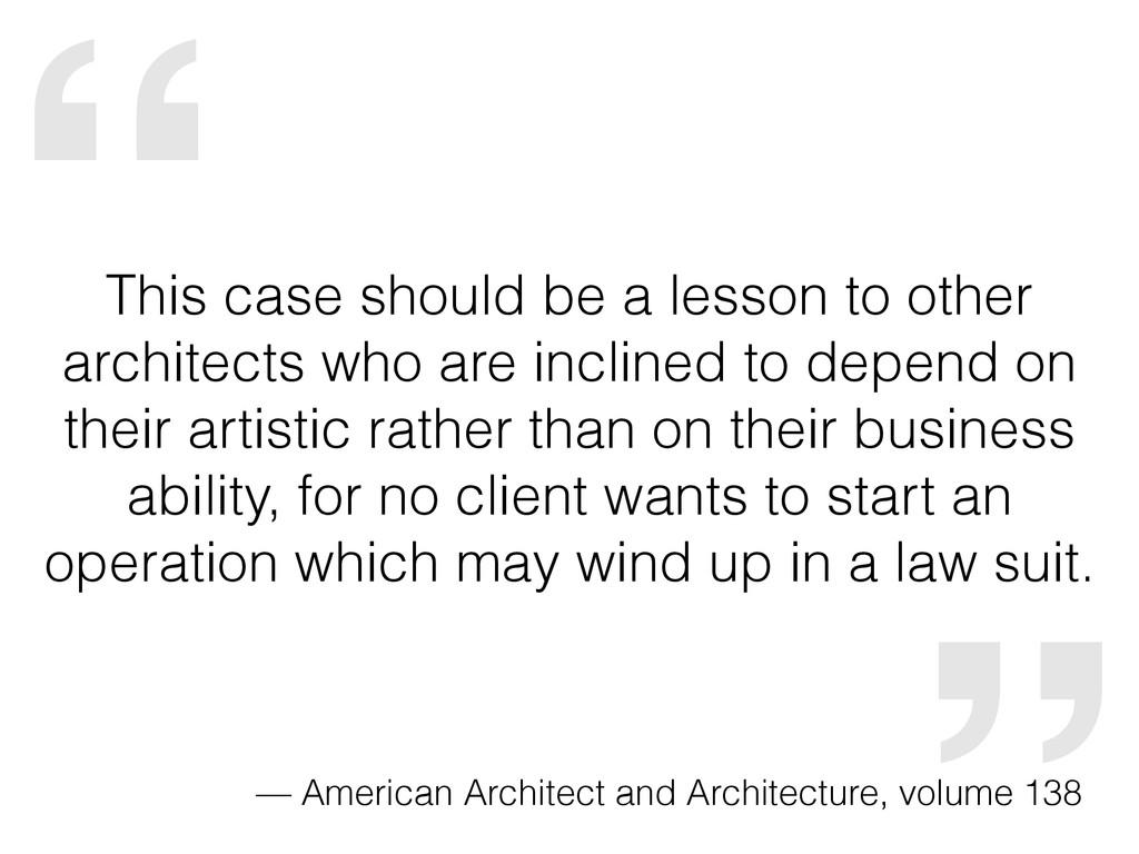 """ — American Architect and Architecture, volume..."