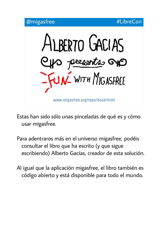 www.migasfree.org/repo/book/html @migasfree #Li...