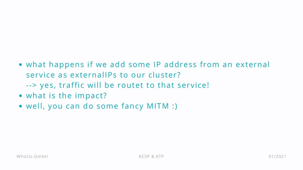 what happens if we add some IP address from an ...