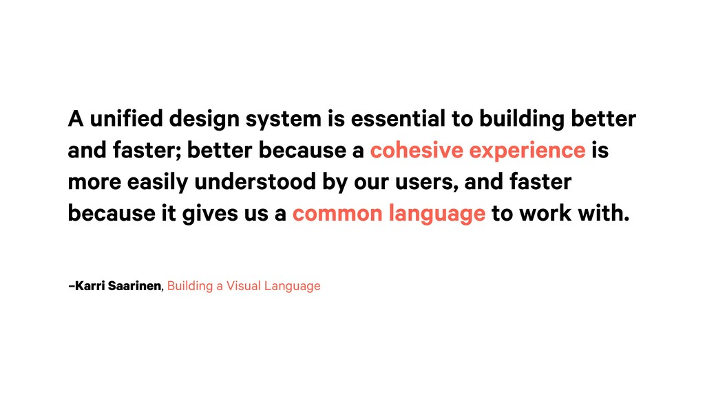 –Karri Saarinen, Building a Visual Language A u...