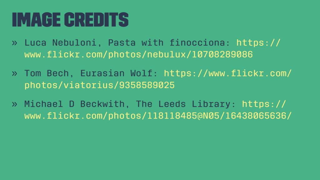 image credits » Luca Nebuloni, Pasta with finocc...