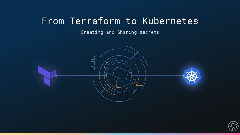 From Terraform to Kubernetes Creating and Shari...