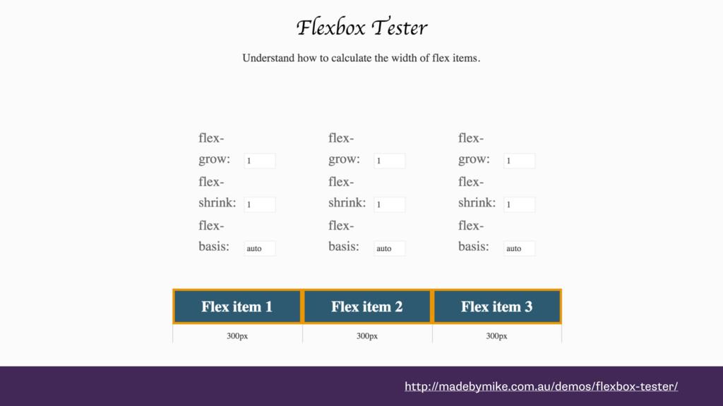 http://madebymike.com.au/demos/flexbox-tester/