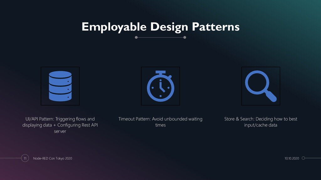 11 Employable Design Patterns UI/API Pattern: T...