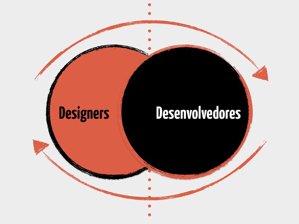 Designers Desenvolvedores