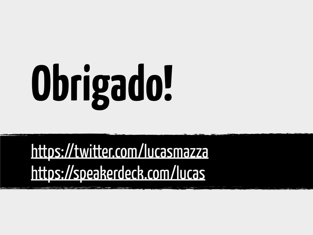 Obrigado! https://twitter.com/lucasmazza https:...
