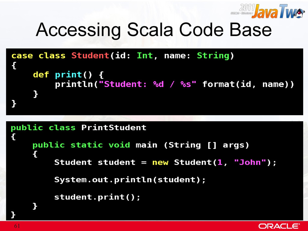 61 Accessing Scala Code Base