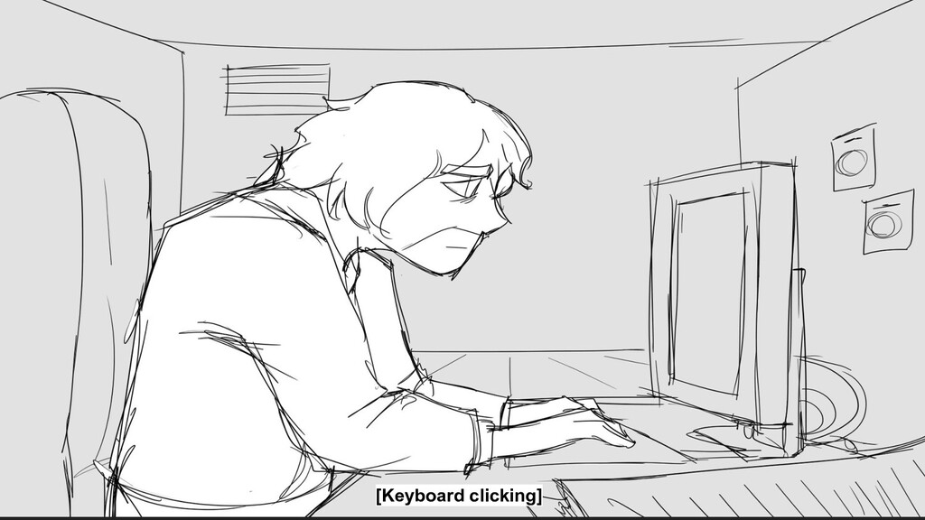 [Keyboard clicking]