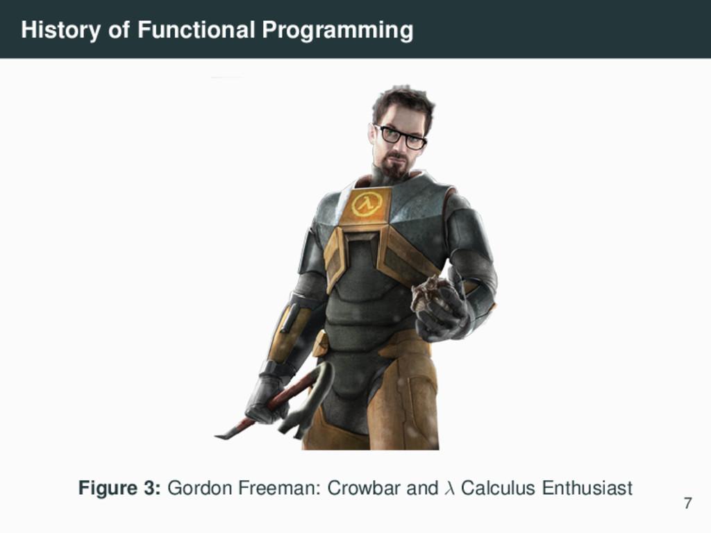History of Functional Programming Figure 3: Gor...