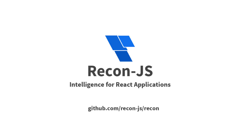 Recon-JS Intelligence for React Applications gi...