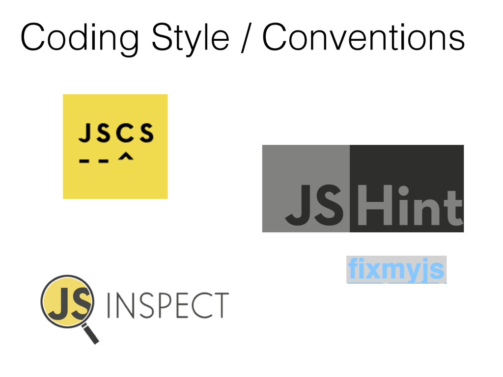 Coding Style / Conventions