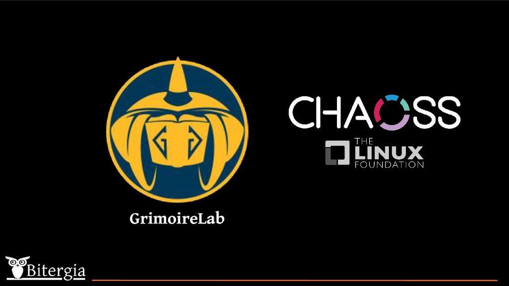GrimoireLab