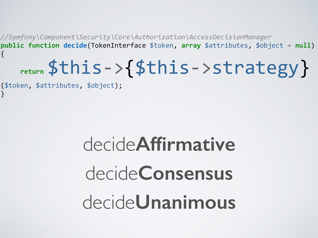 //Symfony\Component\Security\Core\Authorization...