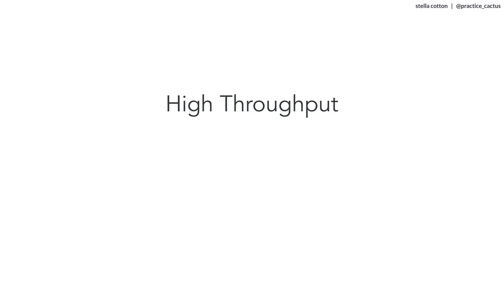 stella cotton   @practice_cactus   High Throu...