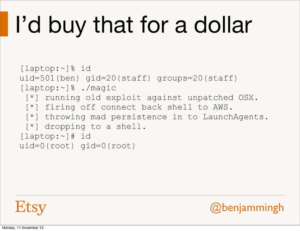 @benjammingh I'd buy that for a dollar [laptop:...