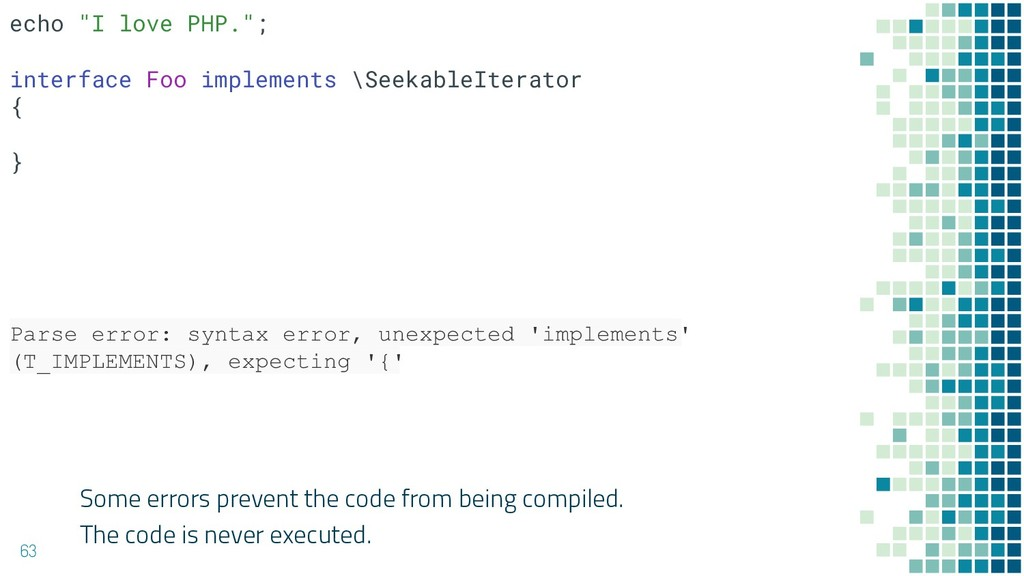 Some errors prevent the code from being compile...