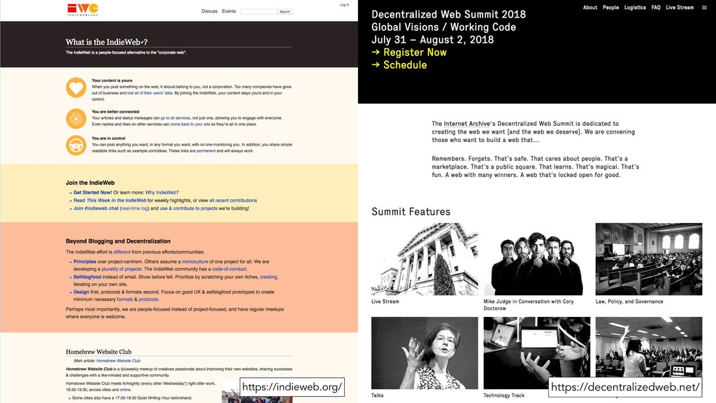 https://decentralizedweb.net/ https://indieweb....