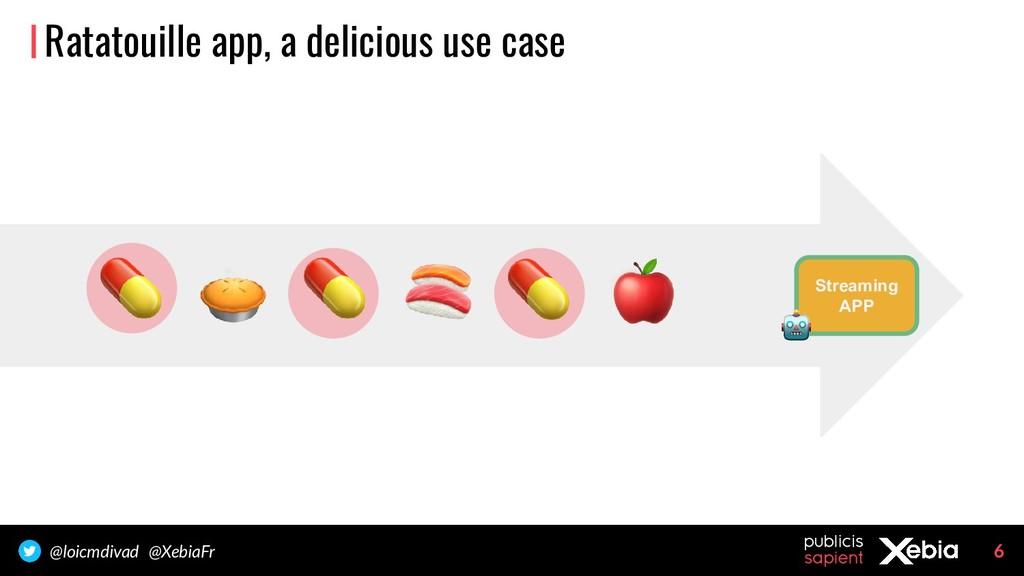 6 @loicmdivad @XebiaFr Ratatouille app, a delic...