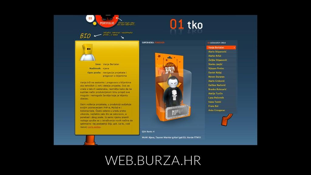 WEB.BURZA.HR