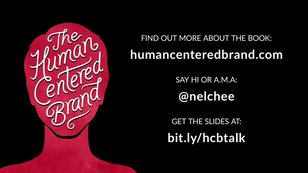 FIND OUT MORE ABOUT THE BOOK: humancenteredbran...