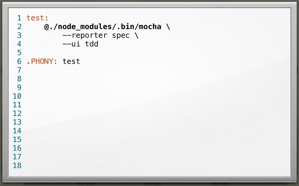 test: @./node_modules/.bin/mocha \ --reporter s...