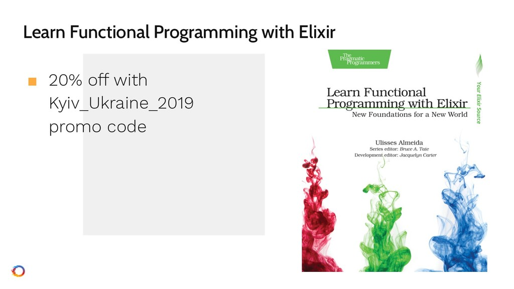 Learn Functional Programming with Elixir ■ 20% ...