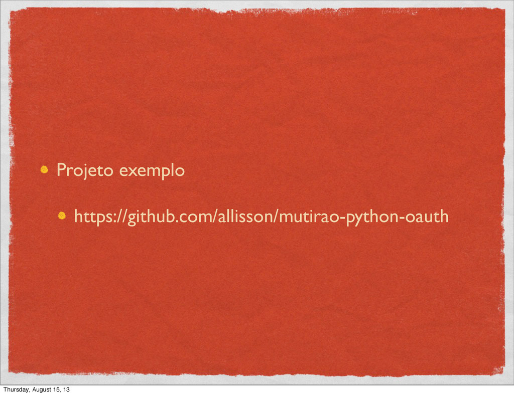 Projeto exemplo https://github.com/allisson/mut...