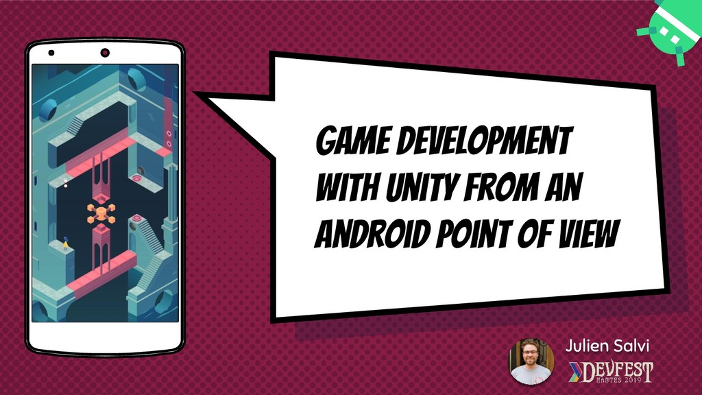 Game Development with Unity from an Android Poi...