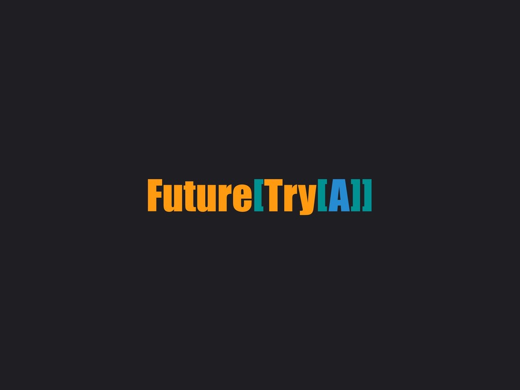 Future[Try[A]] ɹ