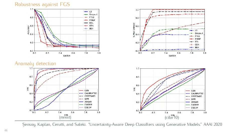 Robustness against FGS Anomaly detection (mnist...