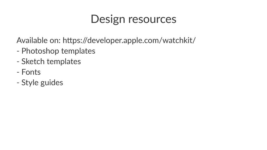 Design'resources Available(on:(h-ps:/ /develope...