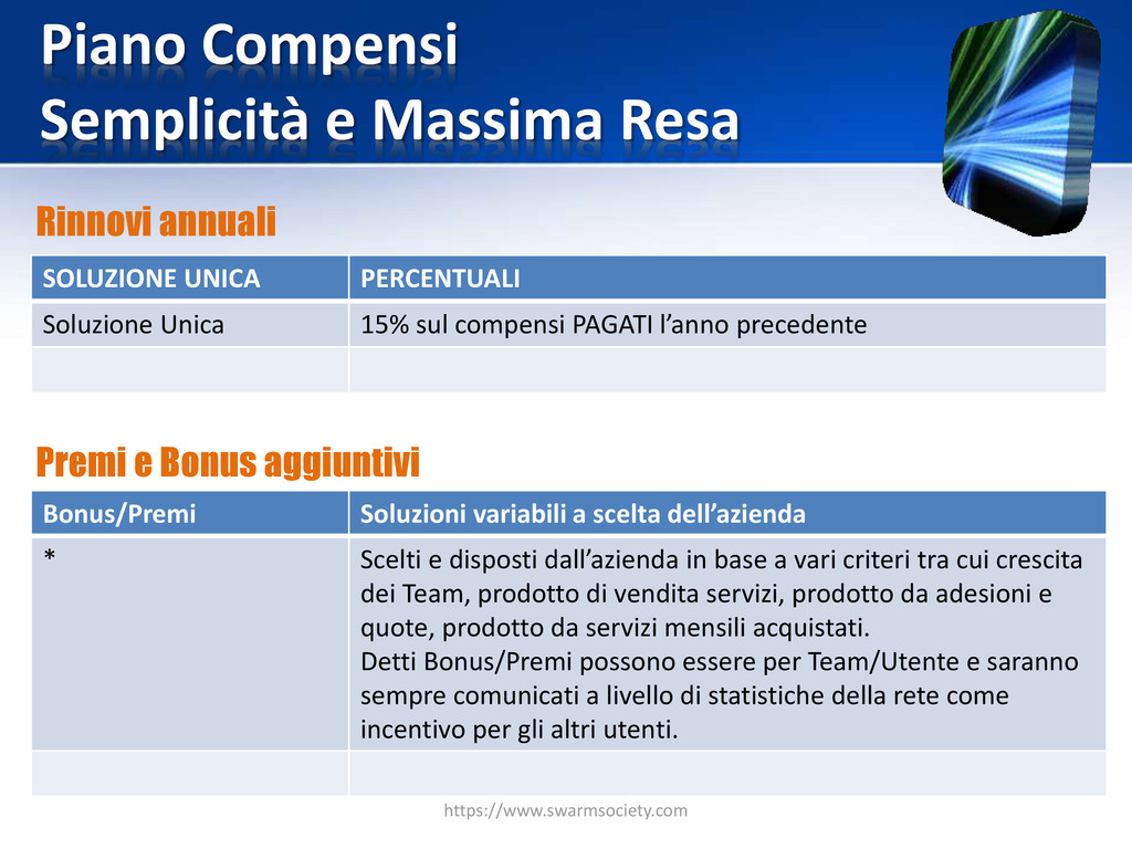 Piano Compensi Semplicità e Massima Resa https:...