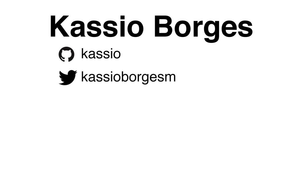 Kassio Borges kassio! kassioborgesm