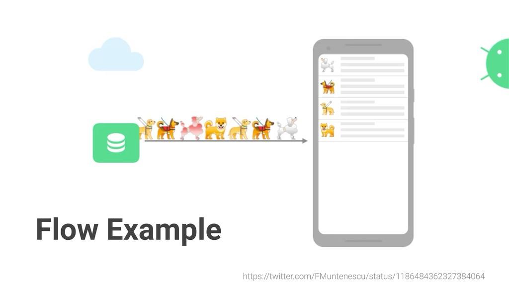 Flow Example https://twitter.com/FMuntenescu/st...