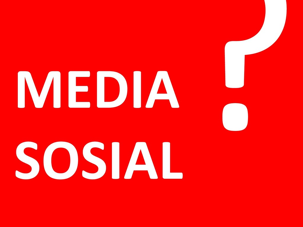 MEDIA SOSIAL ?
