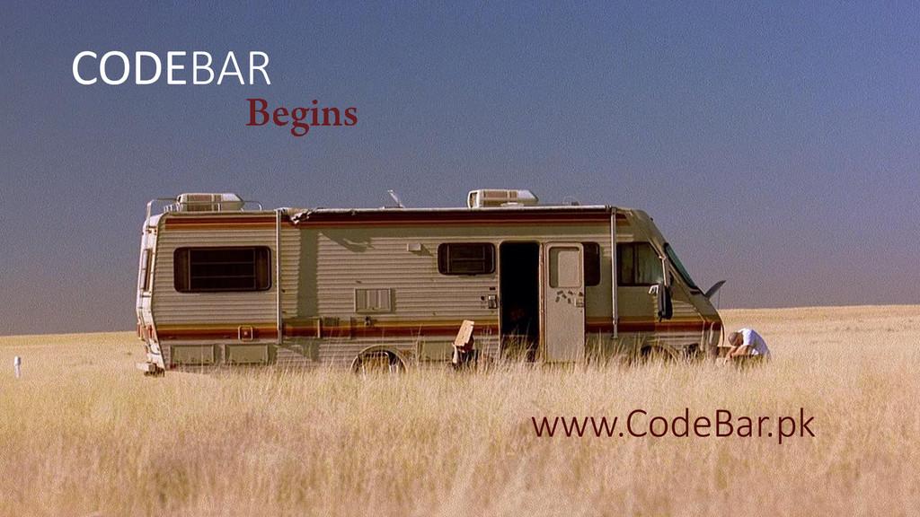 CODEBAR www.CodeBar.pk
