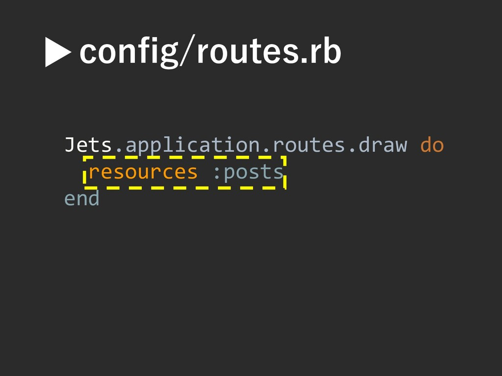 config/routes.rb Jets.application.routes.draw d...