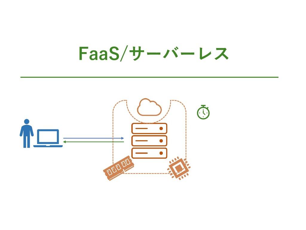 FaaS/サーバーレス